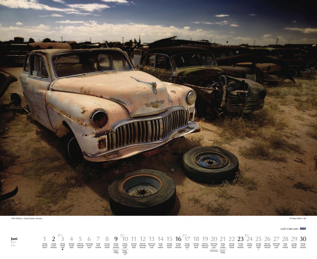 Lost Cars 2019-7