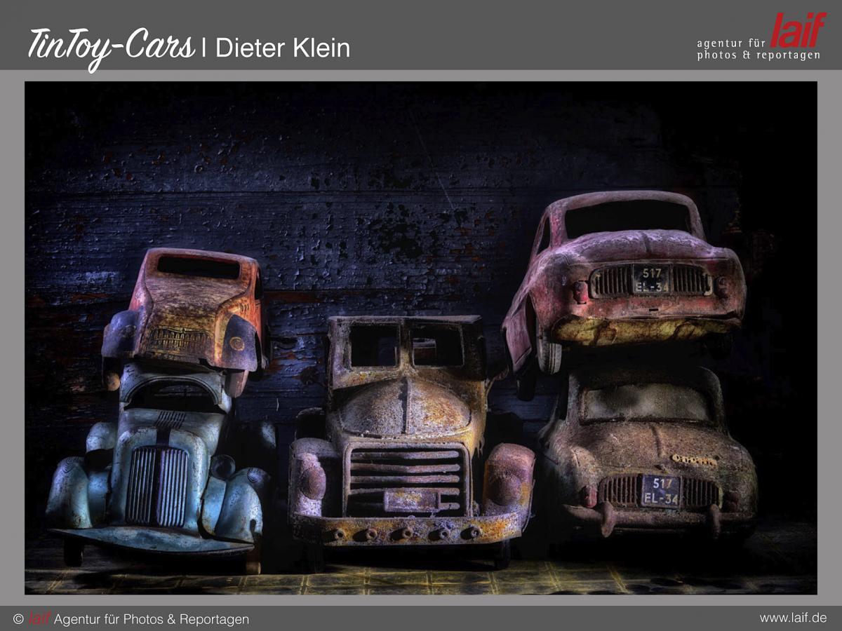 TinToy Cars Dieter Klein-6