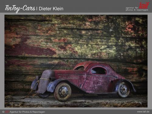 TinToy Cars Dieter Klein-1